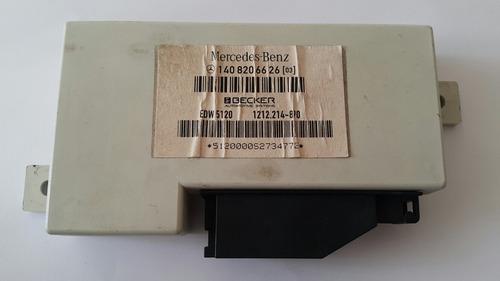 modulo alarma para mercedes benz w202