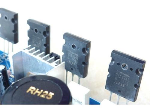 modulo amplificador 200w mono kit para armar