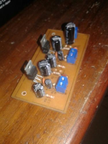 módulo amplificador 20w estéreo