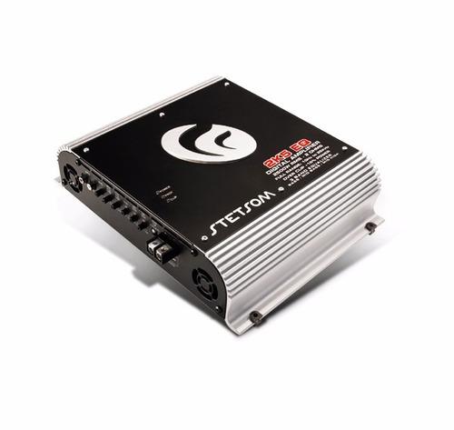 módulo amplificador 2k5 eq 2500w 2 ohms stetsom