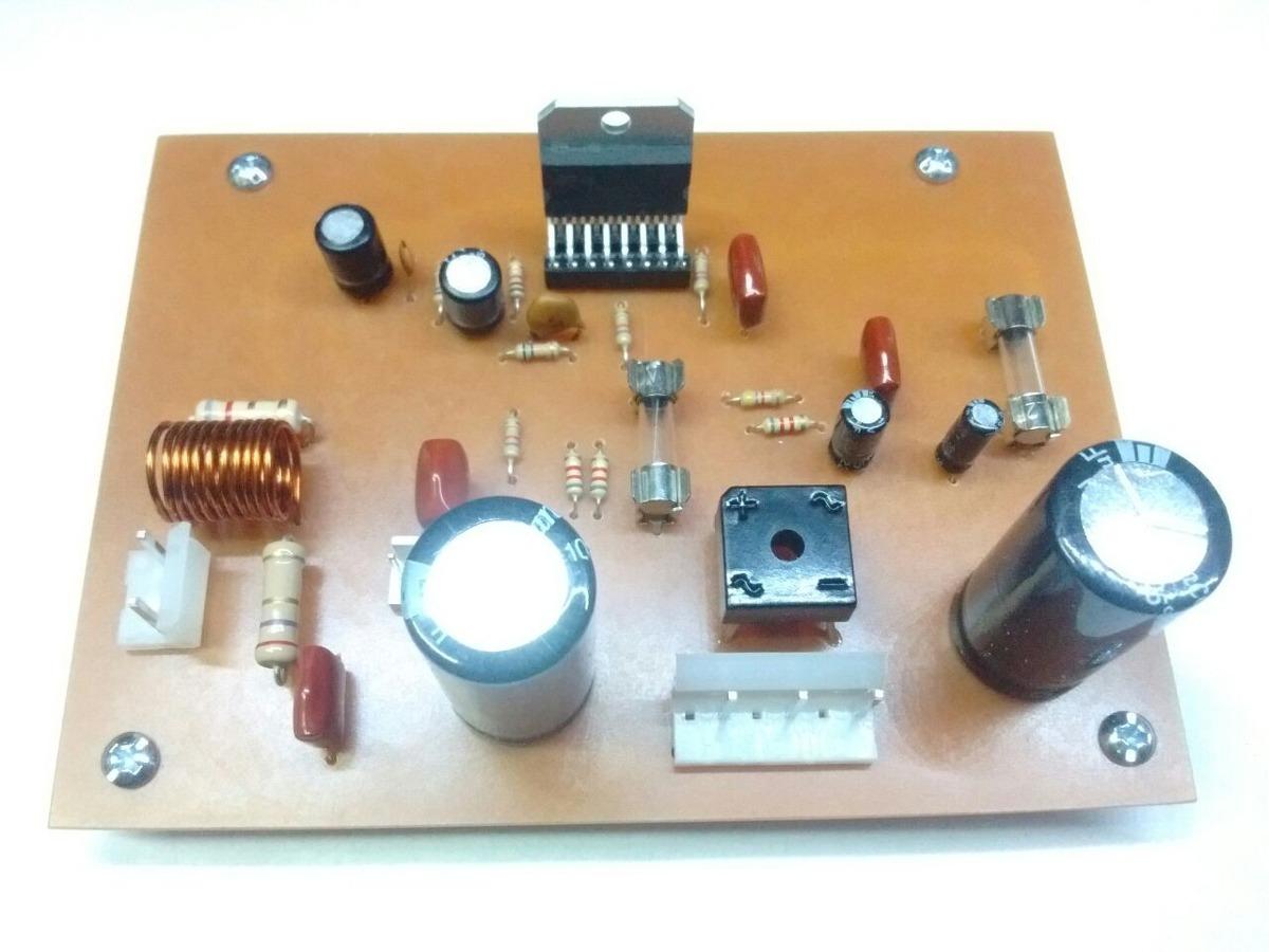 Modulo Amplificador Audio 100w Rms Con Tda7293 Y Fuente 79999 Tda1562q Power Amplifier Mono Cargando Zoom