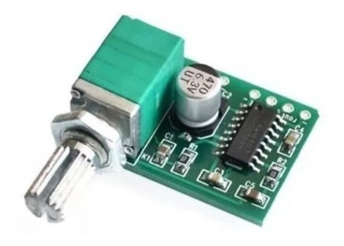 modulo amplificador audio estereo pam8403 2x3w potenciometro