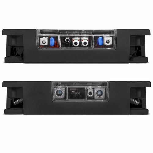 módulo amplificador banda ice 3500w rms + cabo rca