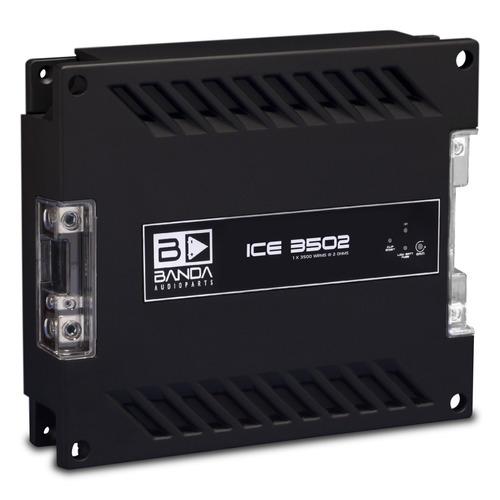 módulo amplificador banda ice 3502 digital 3500w rms 2 ohm