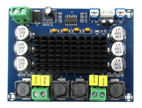 modulo amplificador de audio estereo 2 x 100w clase d tpa3116d2