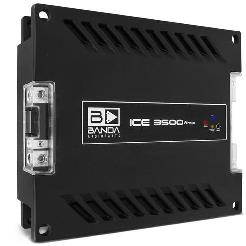 modulo amplificador de potência banda ice 3500w rms 2 ohms