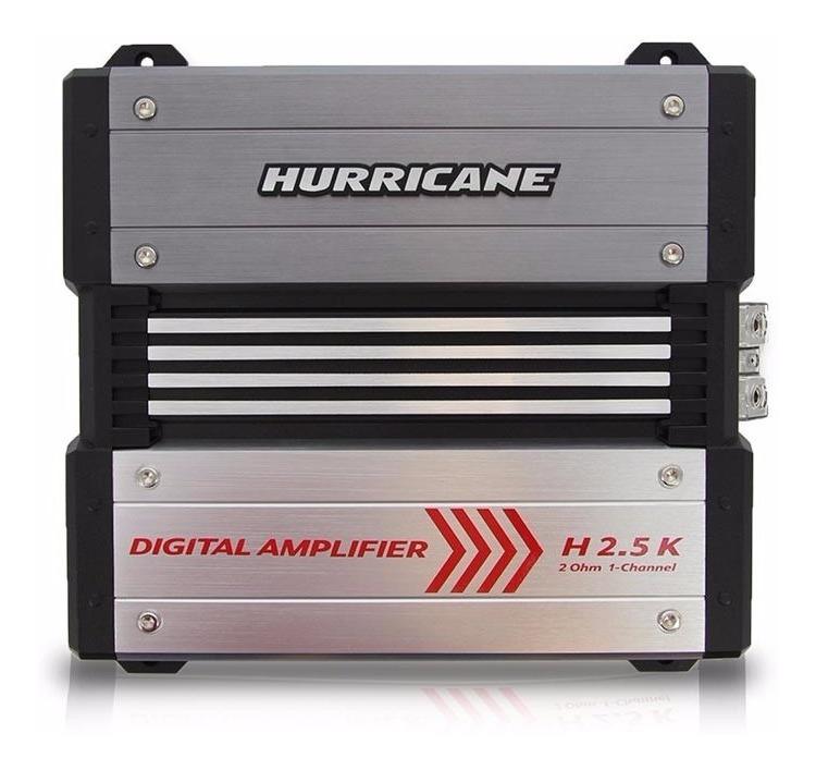 Módulo Amplificador Digital Hurricane 2500 Watts Rms H 2 5k