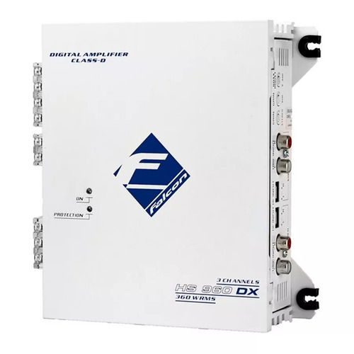 modulo amplificador falcon 1500 t 3 c mono/stereo 360w rms