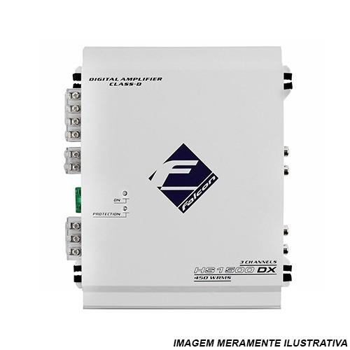 módulo amplificador falcon