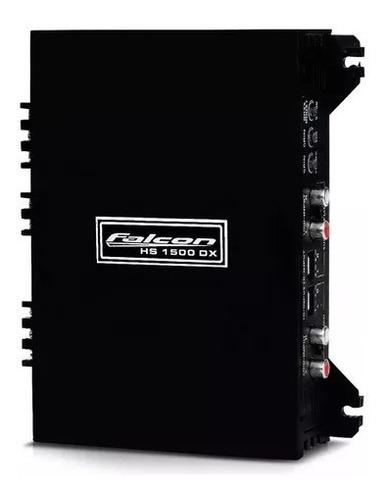 modulo amplificador hs1500 3 canais 2 stereo 1 mono