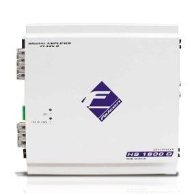 modulo amplificador hs1600-dx falcon 600w 2 ch + cabo rca