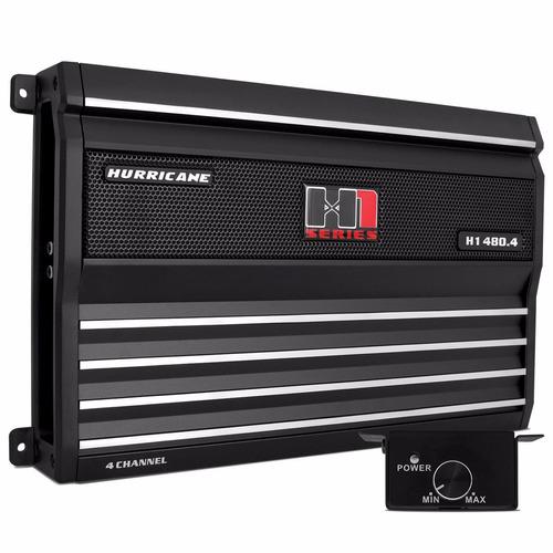 modulo amplificador hurricane h1 480.4 1920wrms 2/3/4 canais