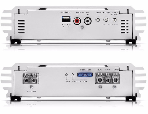 modulo amplificador mono sw 800 dx falcon 200w rms para sub