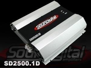 modulo amplificador sd 2500w rms sd2500 digital