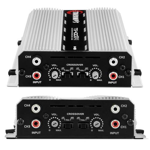 módulo amplificador taramp's amplificador