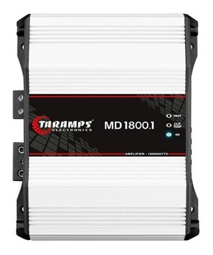 módulo amplificador taramps md 1800.1 1800w rms 1 ohms full