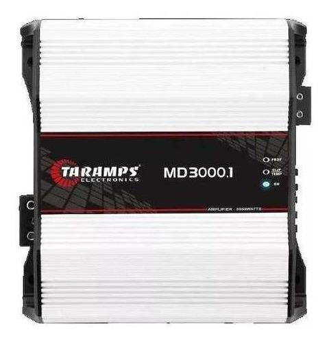 modulo amplificador taramps md 3000 2 ohms branca