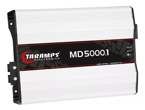 módulo amplificador taramps md5000.1 rms 1 ohms full