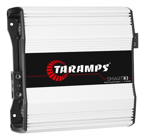 módulo amplificador taramps smart 3 3000w rms 1 e 2 ohms