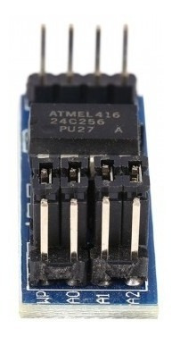 modulo at24c256 serial i2c interface eeprom data storage