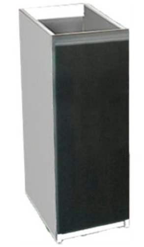 módulo bajo para cocina de 0,30 cm. con perfil de aluminio