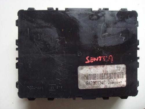módulo bcm control ecu nissan sentra cod: 284b0-et34c