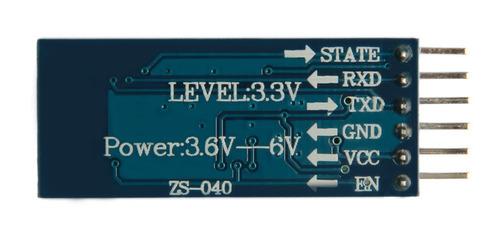 modulo bluethooth 4.0  hm-10  cc2541  cc41 arduino, pic