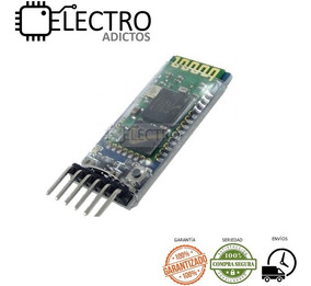Módulo Bluetooth Hc-05 Master - Esclavo Arduino Eadictos
