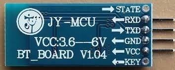 módulo bluetooth hc-06 con pines - arduino / pic / raspberry