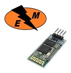 Modulo Bluetooth Hc06 Uart Ttl Arduino Serie - Electromercad