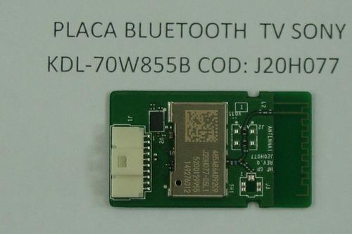 modulo bluetooth tv sony kdl-70w855b  mclj20h077 *lhd
