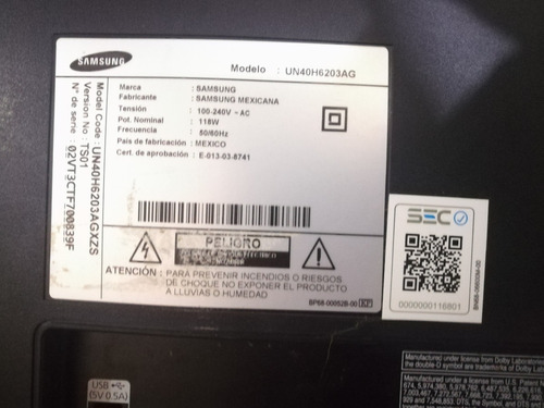 modulo bluetooth wibt40a tv smart tv samsung un40h6203ag