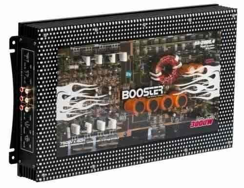 módulo booster 3000 booster ba-2000 mosfet 1500rms 4 canais
