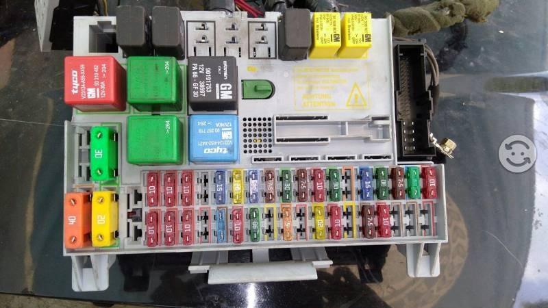 M 243 Dulo Caja Porta Fusibles Astra 2 4 1 350 00 En