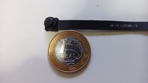 modulo camera espia hd para montar + 16gb sd