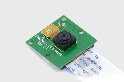 modulo camera raspberry pi 5mp sunny p5v04a & cabo flat