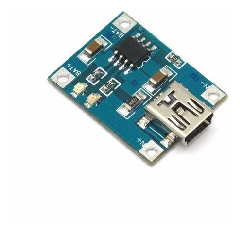 módulo carregador de bateria para arduino (1122)