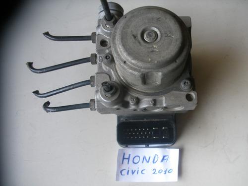 modulo central abs p/ honda  civic módulo abs 2010 cx 065
