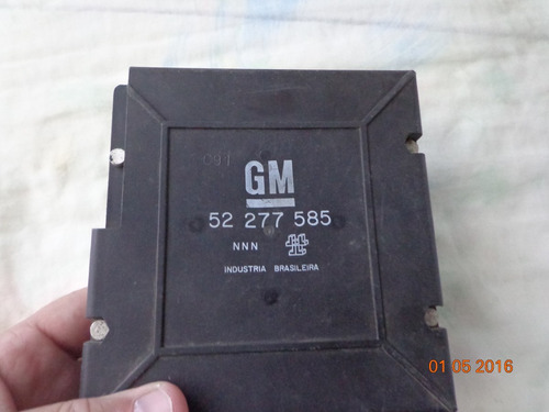 módulo central alarme monza kadett ipanema 91 97 gm 52277585