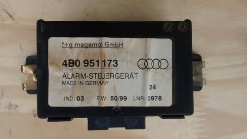 módulo central alarme ultrassom audi a3 4b0951173 origin 042