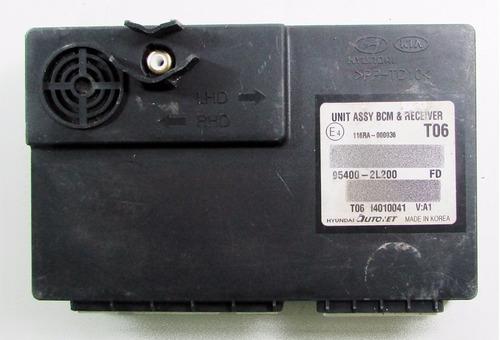 modulo central bcm original 95400-2l200 p hyundai i30