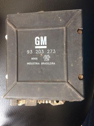 módulo central d travas alarme 93203273 monza kadett opala