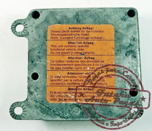 modulo central de air bag 1j0909604 p vw passat 1999 á 2001