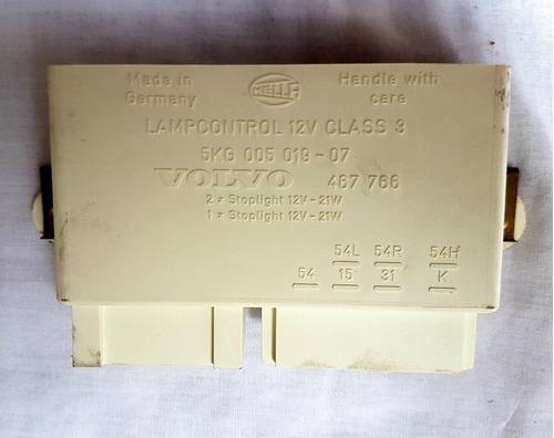 módulo, central de controle das lâmpadas volvo 460 e outros!