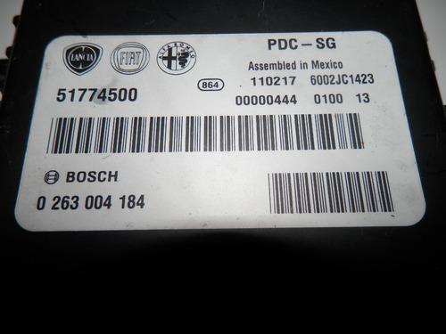 modulo central pdc original fiat bravo 2011/2015 51774500