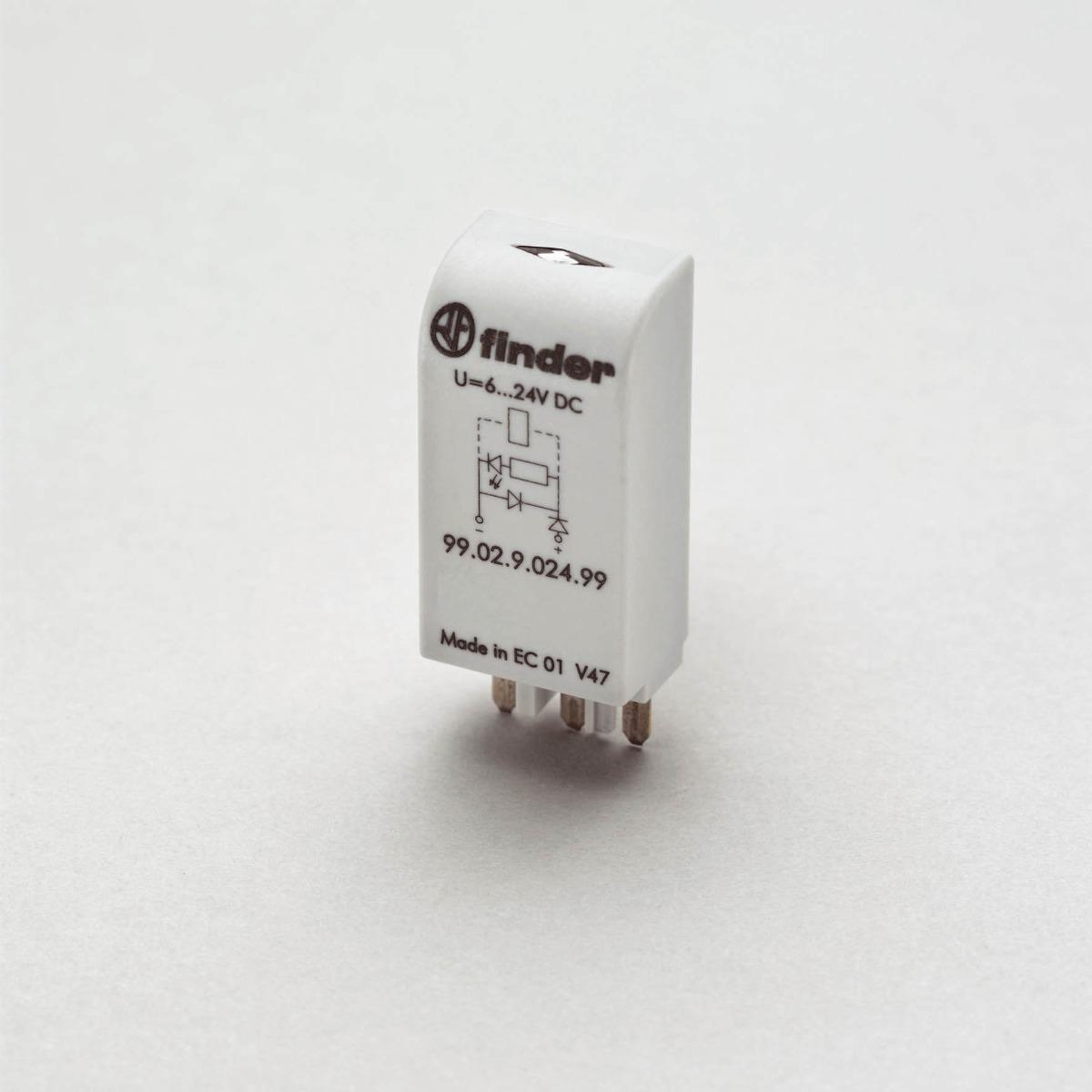 Circuito Rc : Modulo circuito rc 110 240 vac vdc 99020230009 r$ 30 30 em mercado