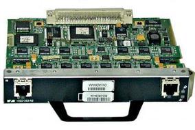 Módulo Cisco Pa-vxc-2te1+ Voip 7200 7206 Vxr Semi-novo!!