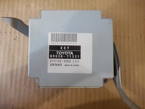 módulo câmbio 8953071331 toyota hilux 3.0 automática