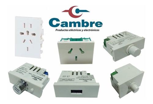 modulo combinacion cambre bauhaus cod 6021 2 mod