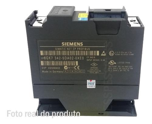 SIMATIC NET usato Siemens Simatic S7 6GK7342-5DA02-0XE0 CP PROFIBUS